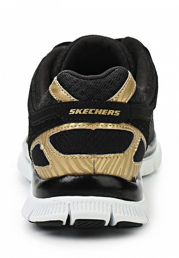 фото Кроссовки женские Skechers SK261AWLU667, черные
