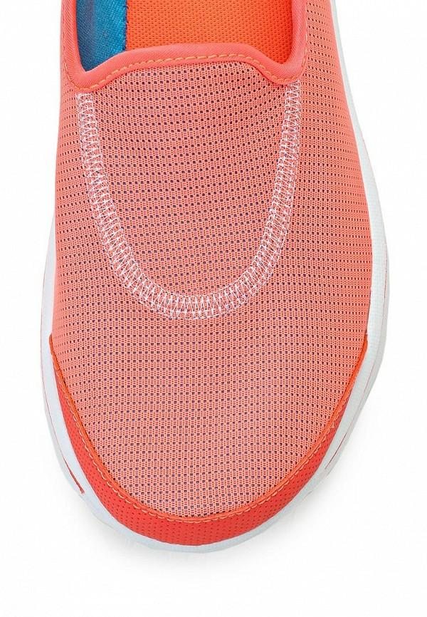 фото Слипоны женские Skechers SK261AWLU693, розовые