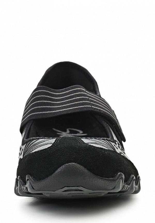 фото Сандалии женские Skechers SK261AWLU709, черные