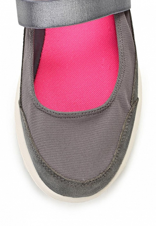 фото Слипоны женские Skechers SK261AWLU712, серые