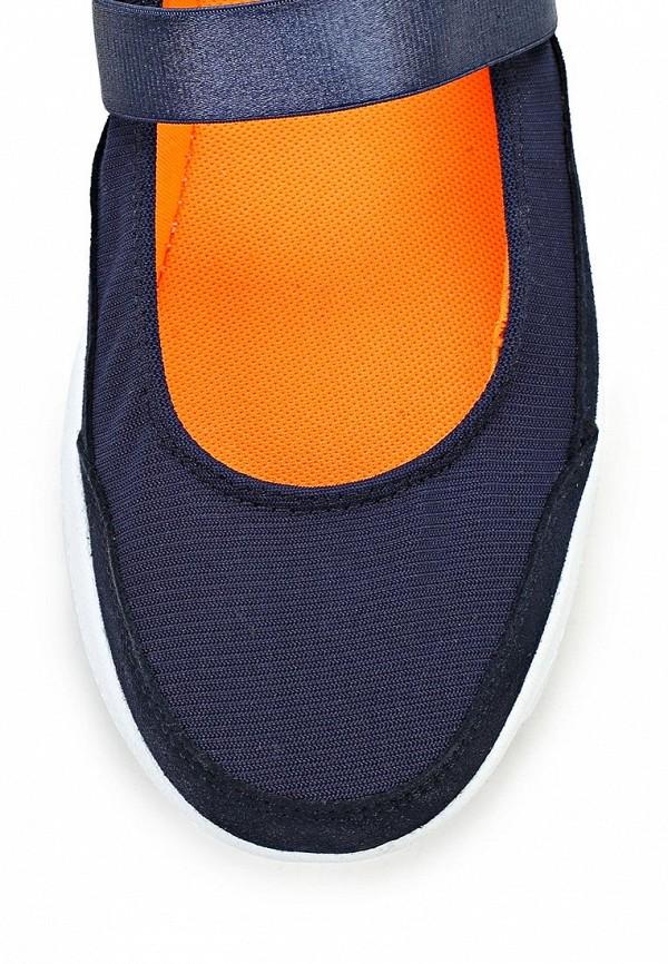 фото Слипоны женские Skechers SK261AWLU713, синие