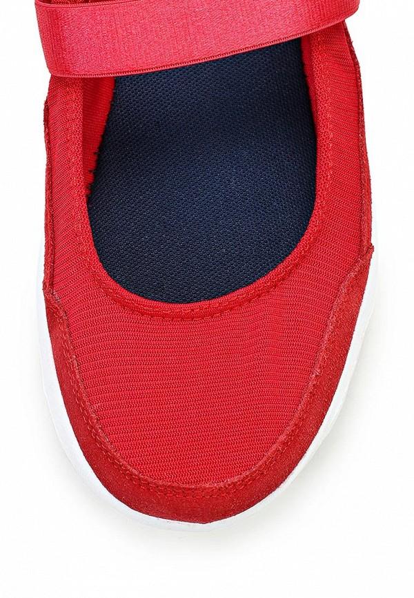 фото Слипоны женские Skechers SK261AWLU714, красные