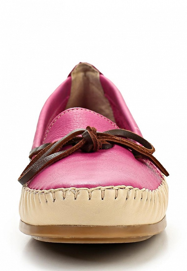 фото Мокасины женские Soledo SO016AWBPY33, розовые