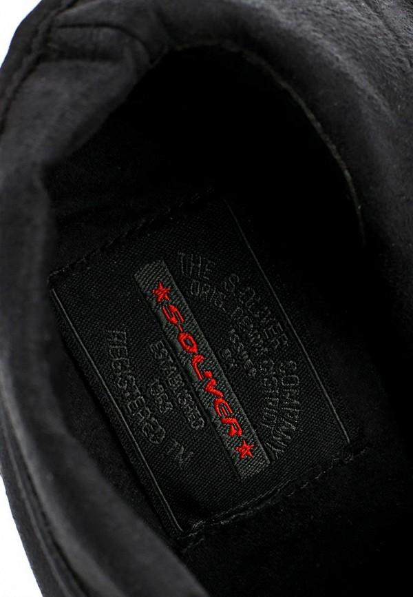 фото Ботильоны на платформе и каблуке s.Oliver SO917AWALQ79, черные