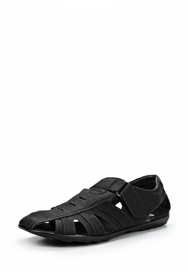 Мужские сандалии Spur SM1883_01_01_BLACK