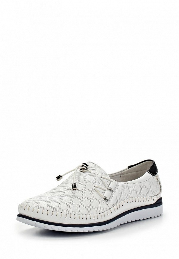 Женские ботинки Spur SM2528_05_24_WHITE