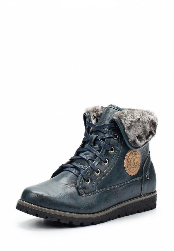 Женские ботинки Spur SM1924_53_09_BLUE