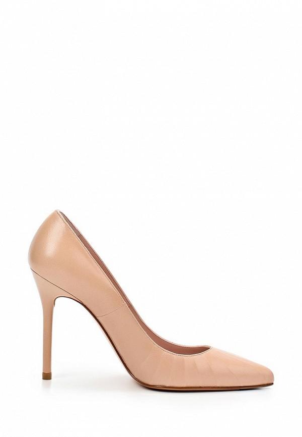 фото Женские туфли на каблуке-шпильке Stuart Weitzman ST001AWAJR28, бежевые
