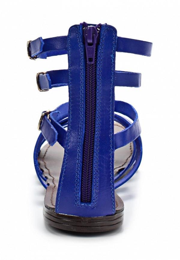 фото Сандалии женские Steve Madden ST170AWASC87, синие