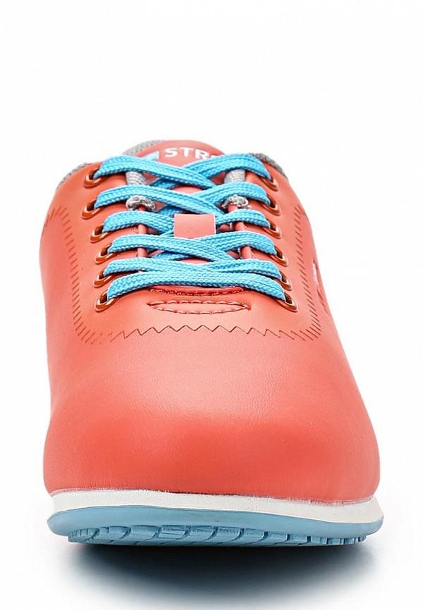 фото Кроссовки женские Strobbs ST979AWAKX94, оранжевые