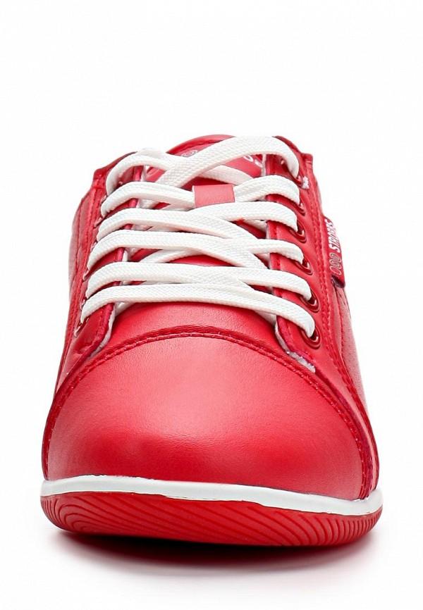 фото Кроссовки женские Strobbs ST979AWAKY23, красные