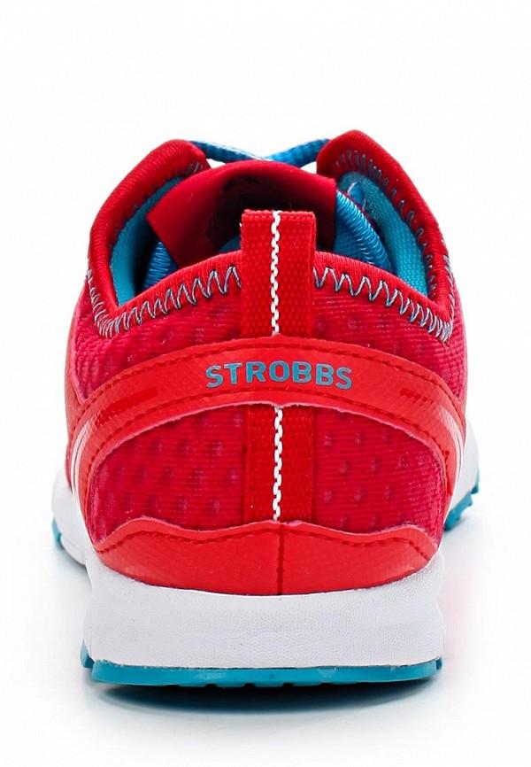 фото Кроссовки женские Strobbs ST979AWAKY75, красные