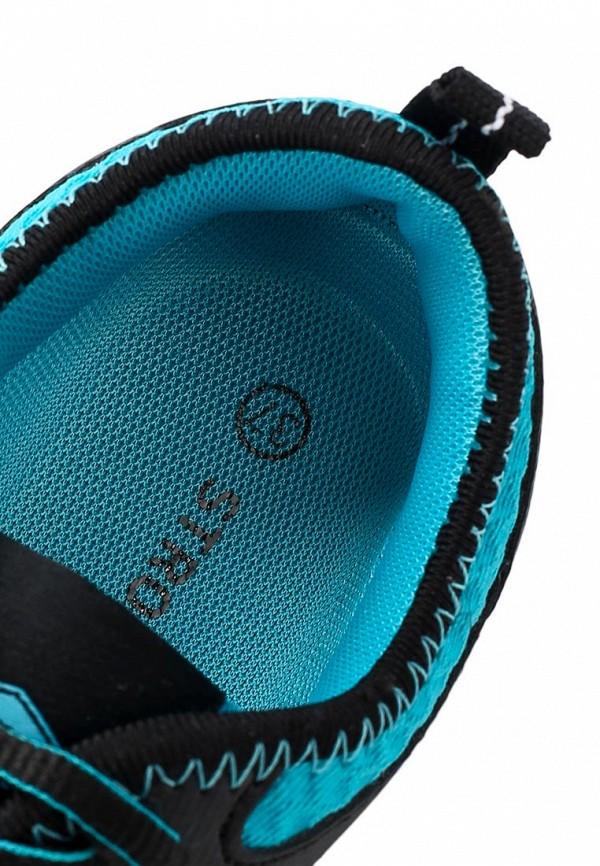 фото Кроссовки женские Strobbs ST979AWAKY77, черные с голубым