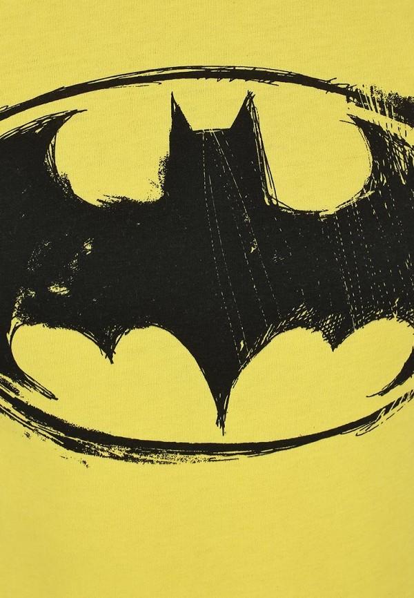Футболка с коротким рукавом Batman BM-TS67-YEL: изображение 5