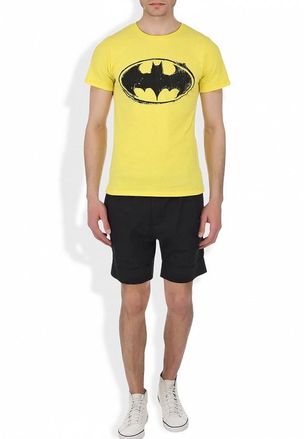 Футболка с коротким рукавом Batman BM-TS67-YEL: изображение 7