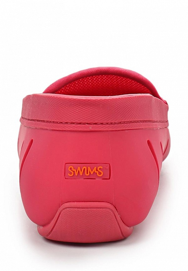фото Мокасины женские Swims SW195AWBKS51, розовые