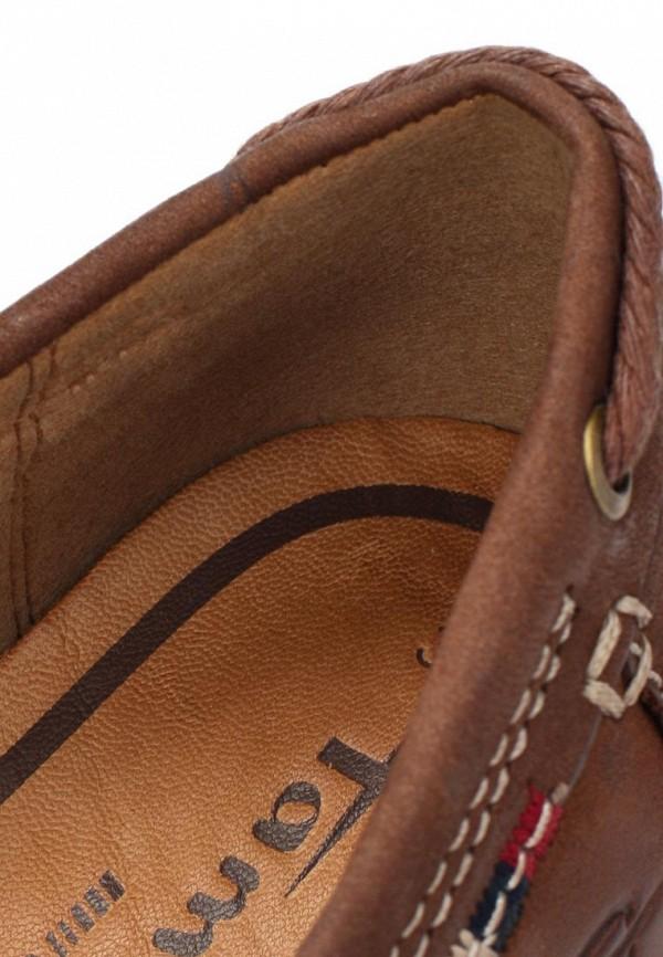 фото Топсайдеры женские Tamaris TA171AWACG43, коричневые