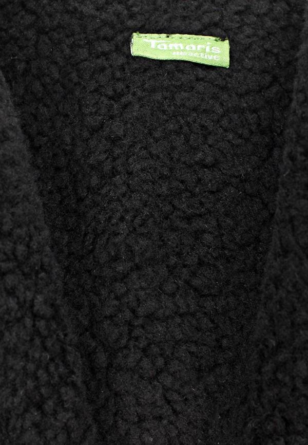 фото Сапоги-дутики женские Tamaris TA171AWCKM02, черные высокие