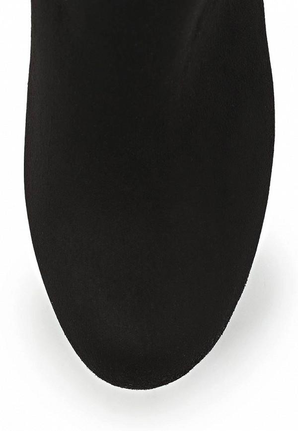 фото Ботфорты на платформе и каблуке Tamaris TA171AWCKN55, черные