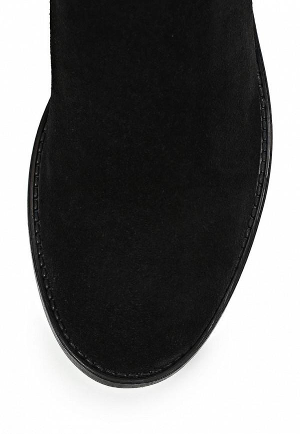 фото Сапоги женские на плоской подошве Tamaris TA171AWCKN66, черные