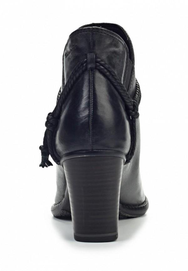 фото Ботильоны на толстом каблуке Tamaris TA171AWIX481, черные