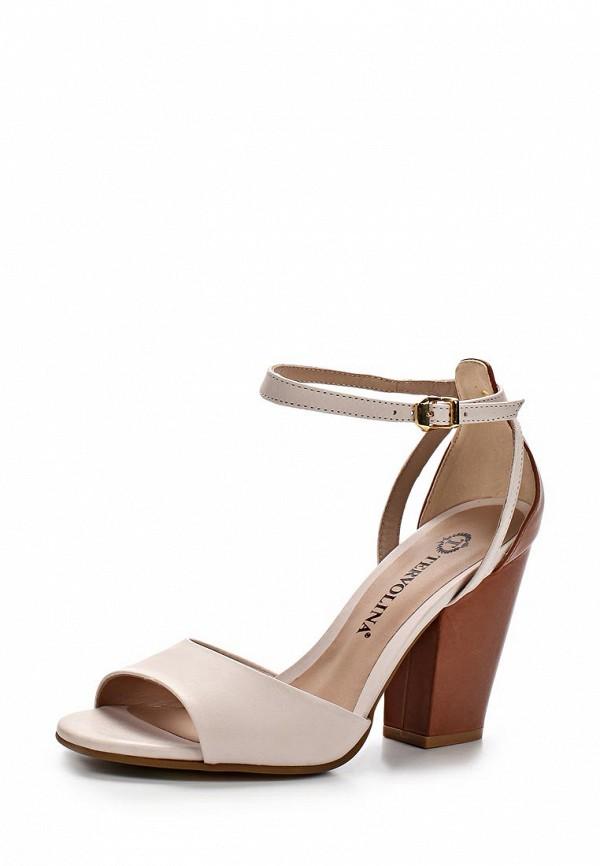 15ebe1487957 Купить Босоножки на толстом каблуке Tervolina TE007AWAQI69 ...