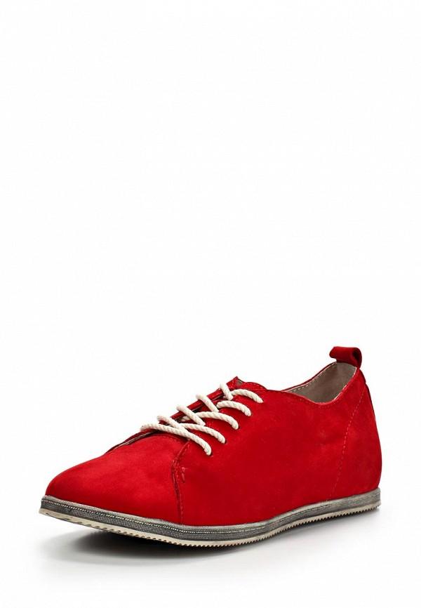 Туфли на плоской подошве Shoiberg 427-12-02-15