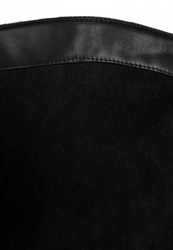 фото Сапоги женские ТОФА TO012AWCLE10, черные кожаные