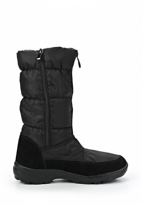 фото Сапоги-дутики женские ТОФА TO012AWCLE53, черные/осень-зима