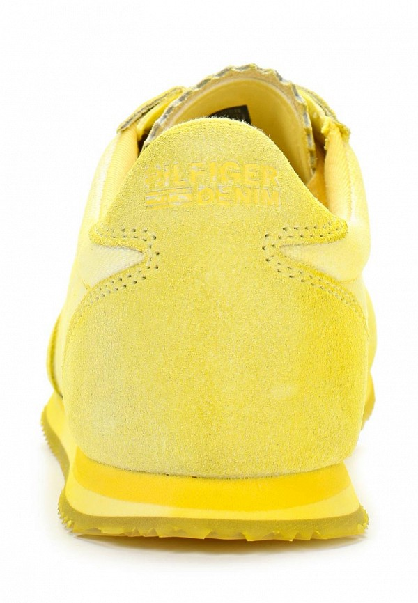 фото Кроссовки женские Tommy Hilfiger TO263AWAVK54, желтые