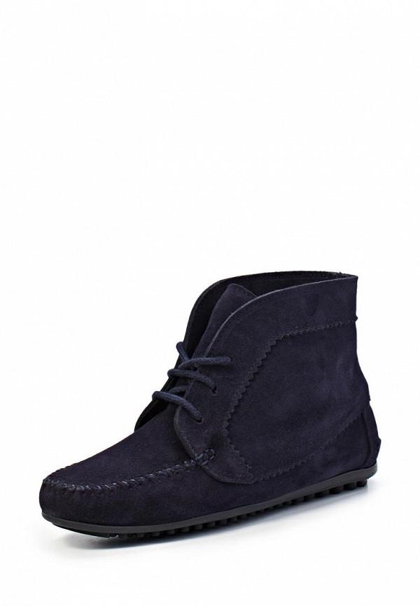 Ботинки Trisoles. Цвет: синий