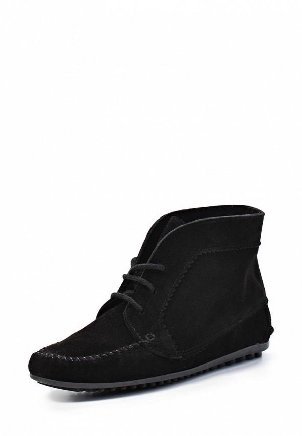 Ботинки Trisoles. Цвет: черный