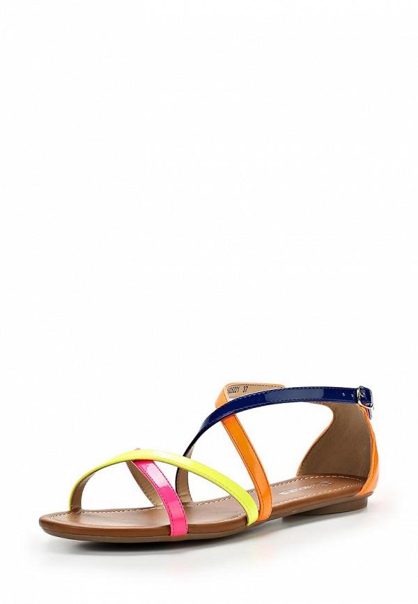 фото Сандали женские T.Taccardi by Kari TT001AWAME21, разноцветные