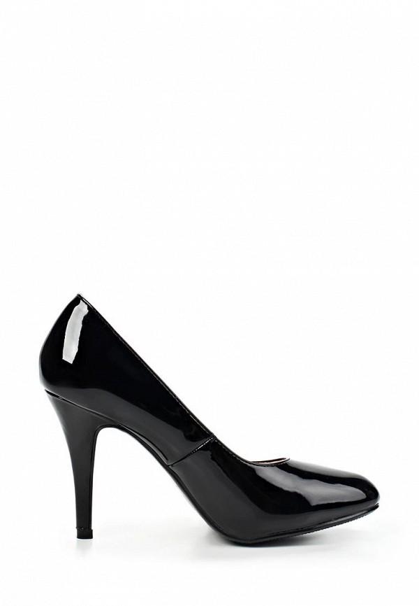 фото Лакированные туфли на каблуке T.Taccardi for Kari TT001AWBLL76, черные