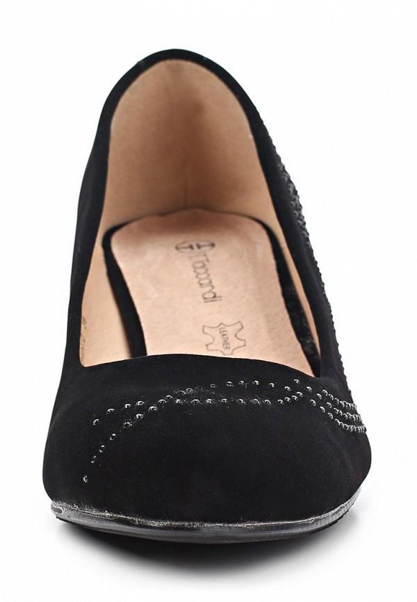 фото Туфли на низком каблуке T.Taccardi for Kari TT001AWCJP03, черные