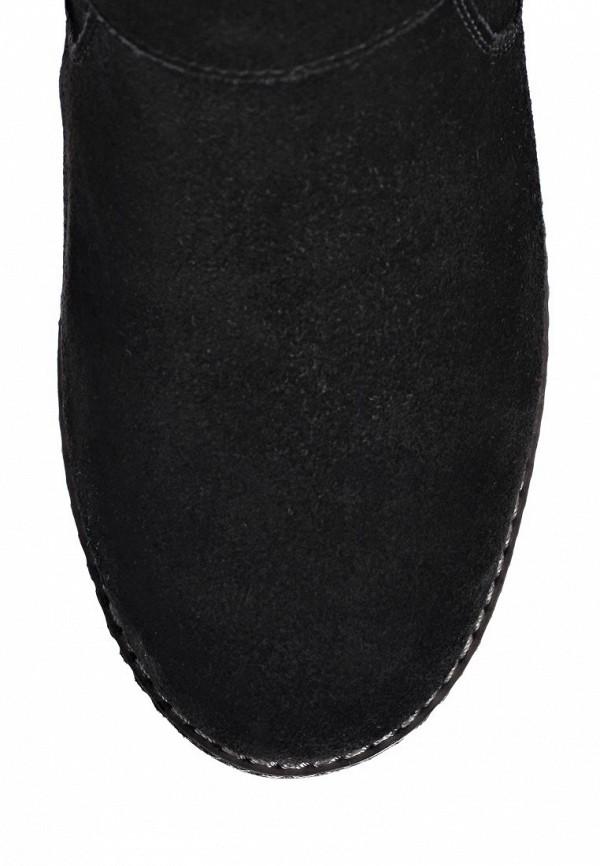 фото Сапоги женские без каблука T.Taccardi for Kari TT001AWCJP62, черные