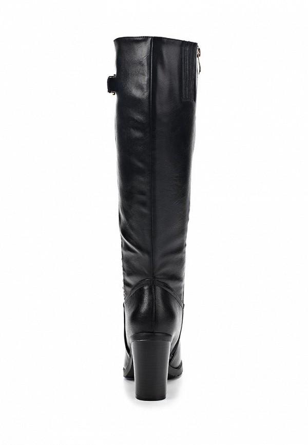 фото Сапоги на высоком каблуке T.Taccardi for Kari TT001AWCJP67, черные