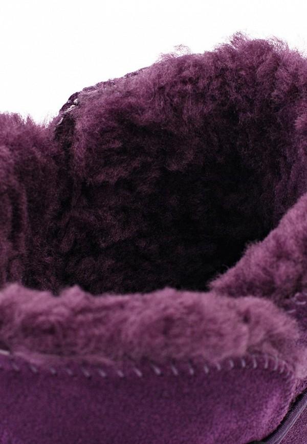 фото Женские угги UBG UB002AWLH690, фиолетовые