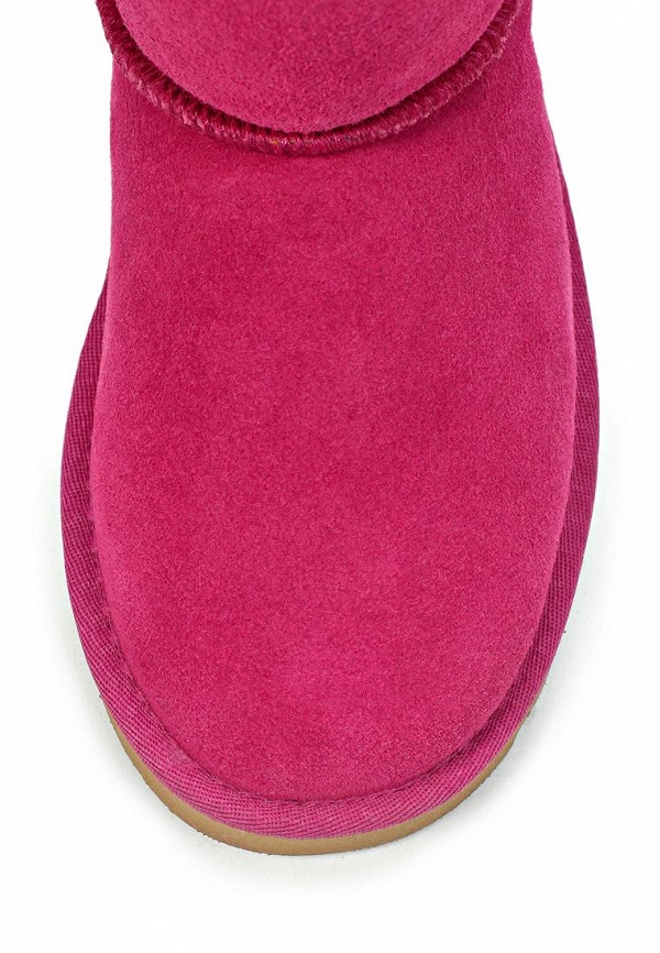 фото Женские угги UBG UB002AWLJ485, розовые