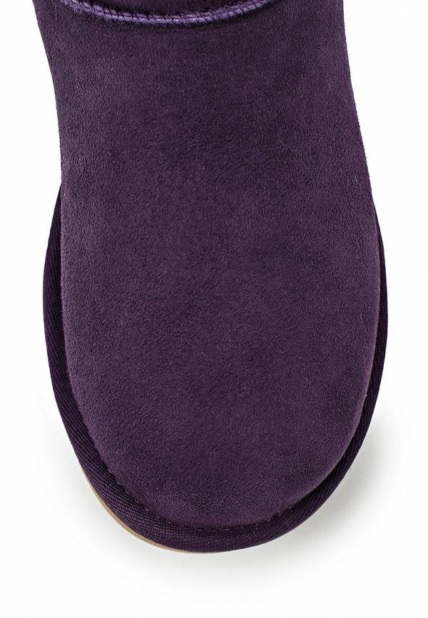 фото Женские угги UGG Australia UG174AWDP207, фиолетовые