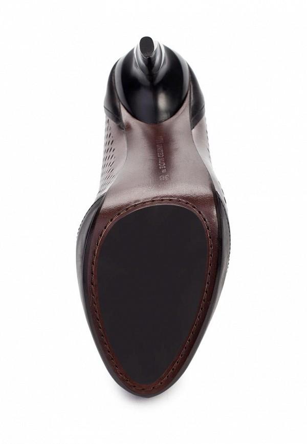 фото Женские туфли на высоком каблуке United Nude UN175AWAIO94, черно-серебряные