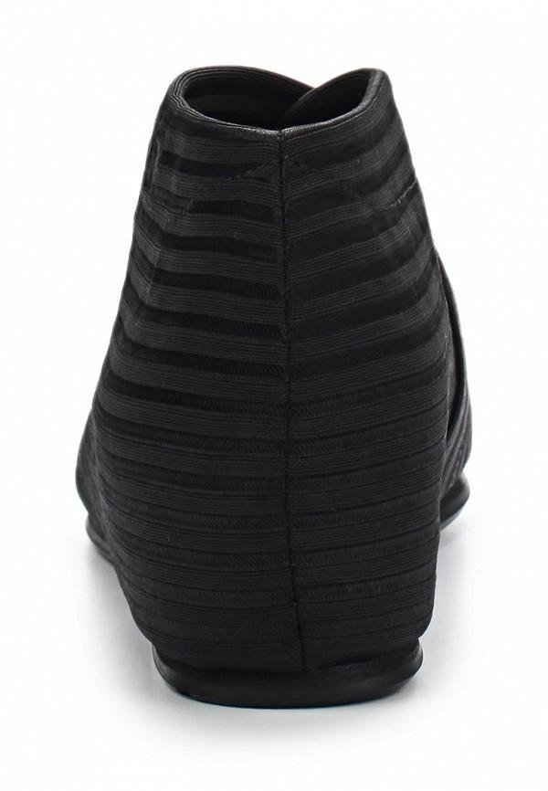 фото Ботильоны женские без каблука United Nude UN175AWAIP61, черные