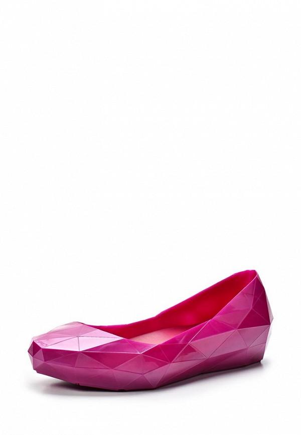 фото Балетки женские United Nude UN175AWAIP66, розовые