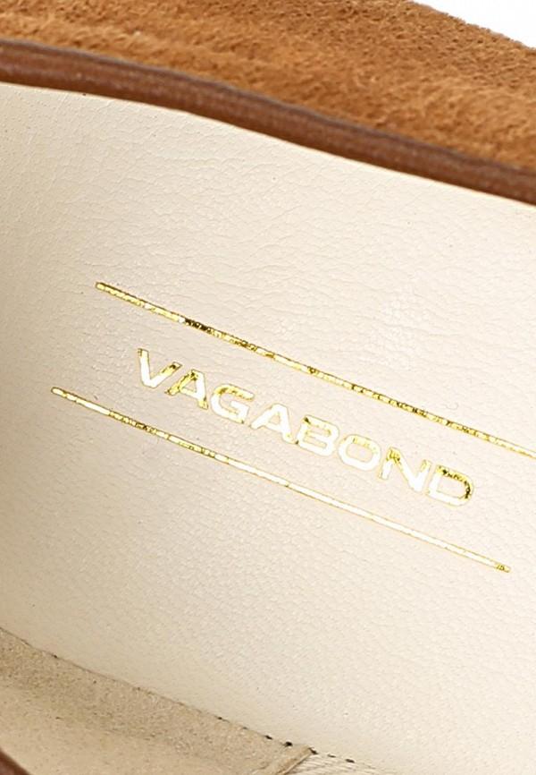 фото Лоферы женские Vagabond VA468AWAWZ48, светло-коричневые