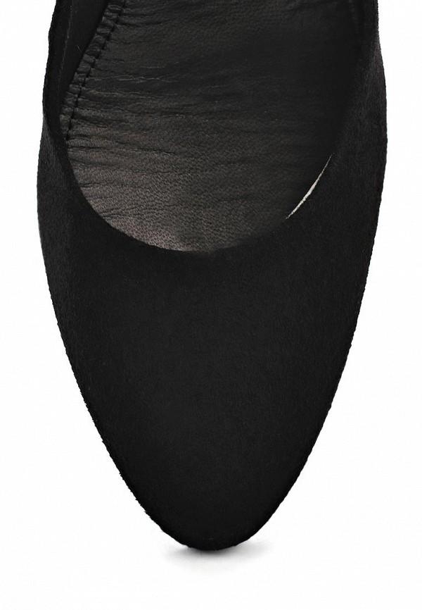 фото Туфли на танкетке Vagabond VA468AWAWZ54, черные