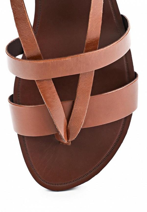 фото Сандали женские летние Vagabond VA468AWAWZ76, коричневые