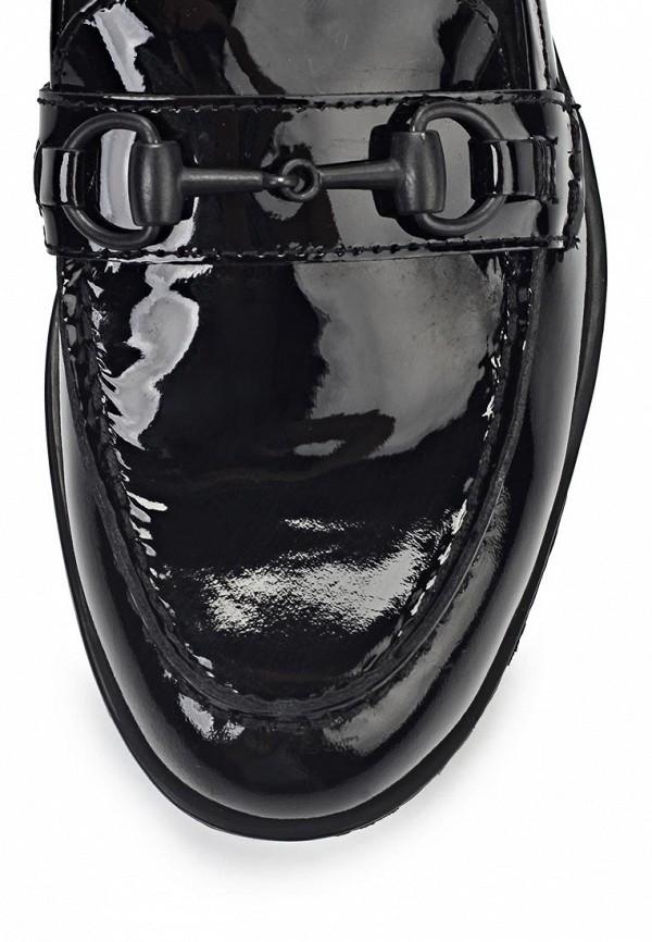 фото Лоферы женские Vagabond VA468AWJL023, черные лаковые