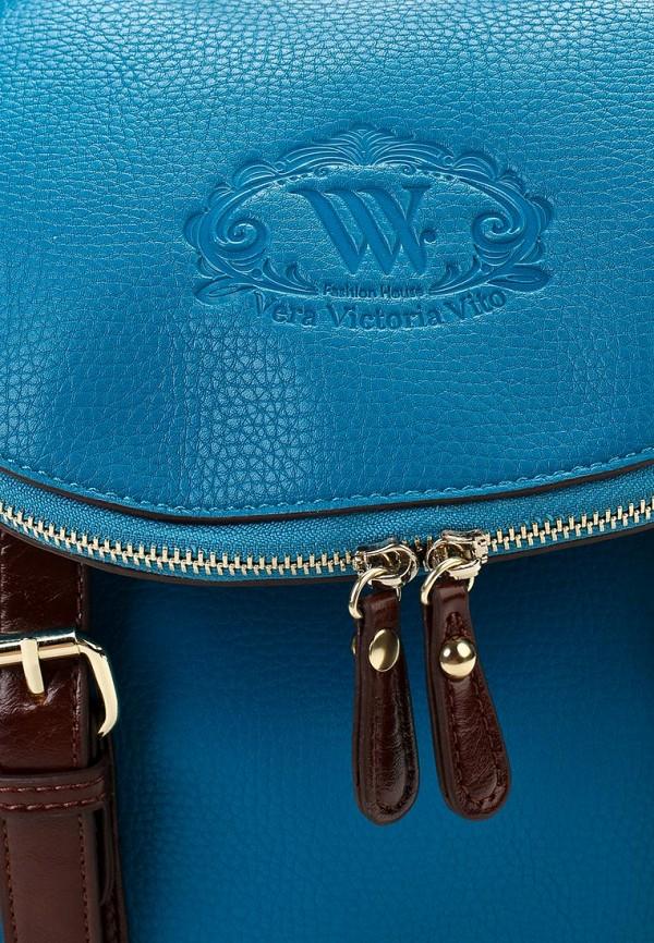 фото Рюкзак женский кожаный Vera Victoria Vito VE176BWBDW06 - картинка [3]
