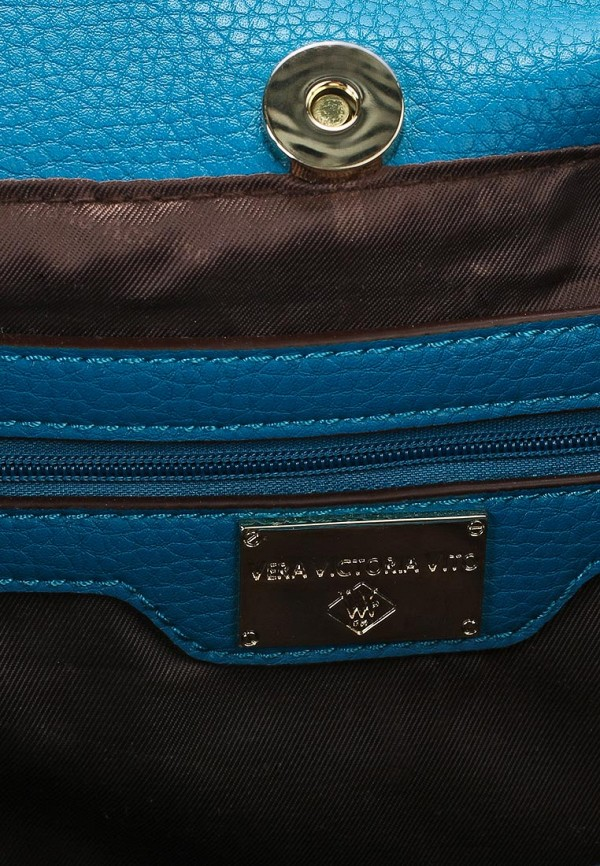 фото Рюкзак женский кожаный Vera Victoria Vito VE176BWBDW06 - картинка [4]