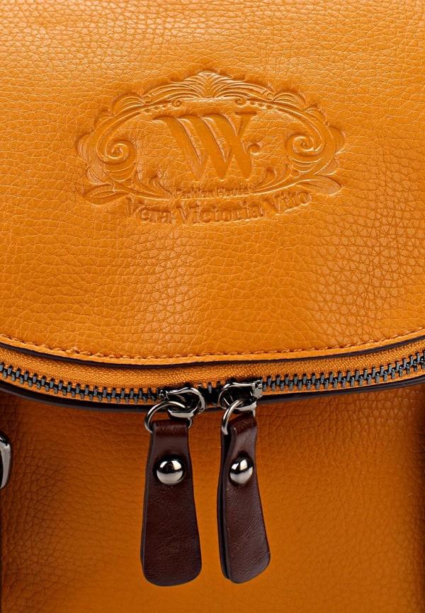 фото Рюкзак женский кожаный Vera Victoria Vito VE176BWCTM14 - картинка [3]